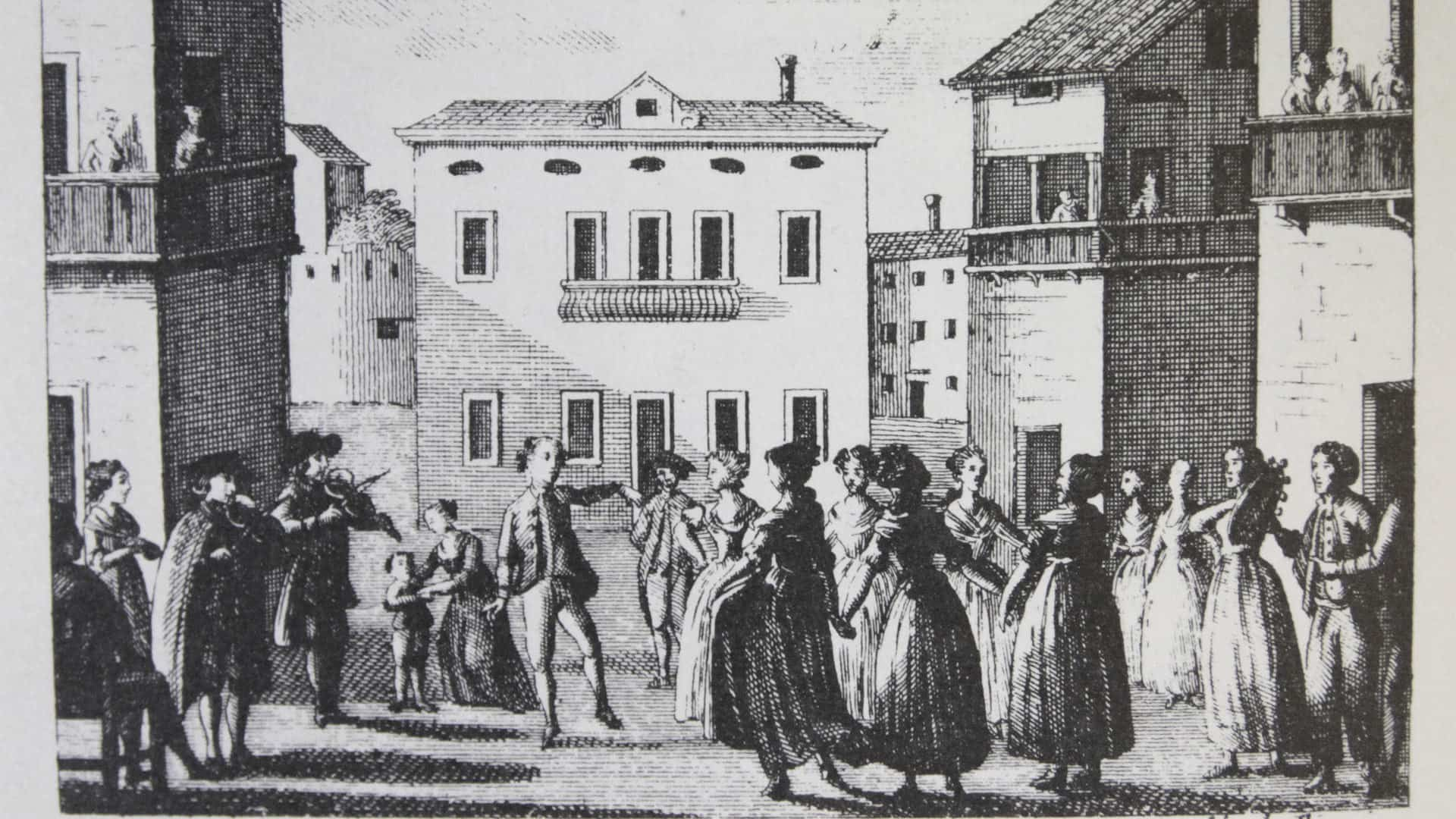 Laboratorio di canzoni veneziane