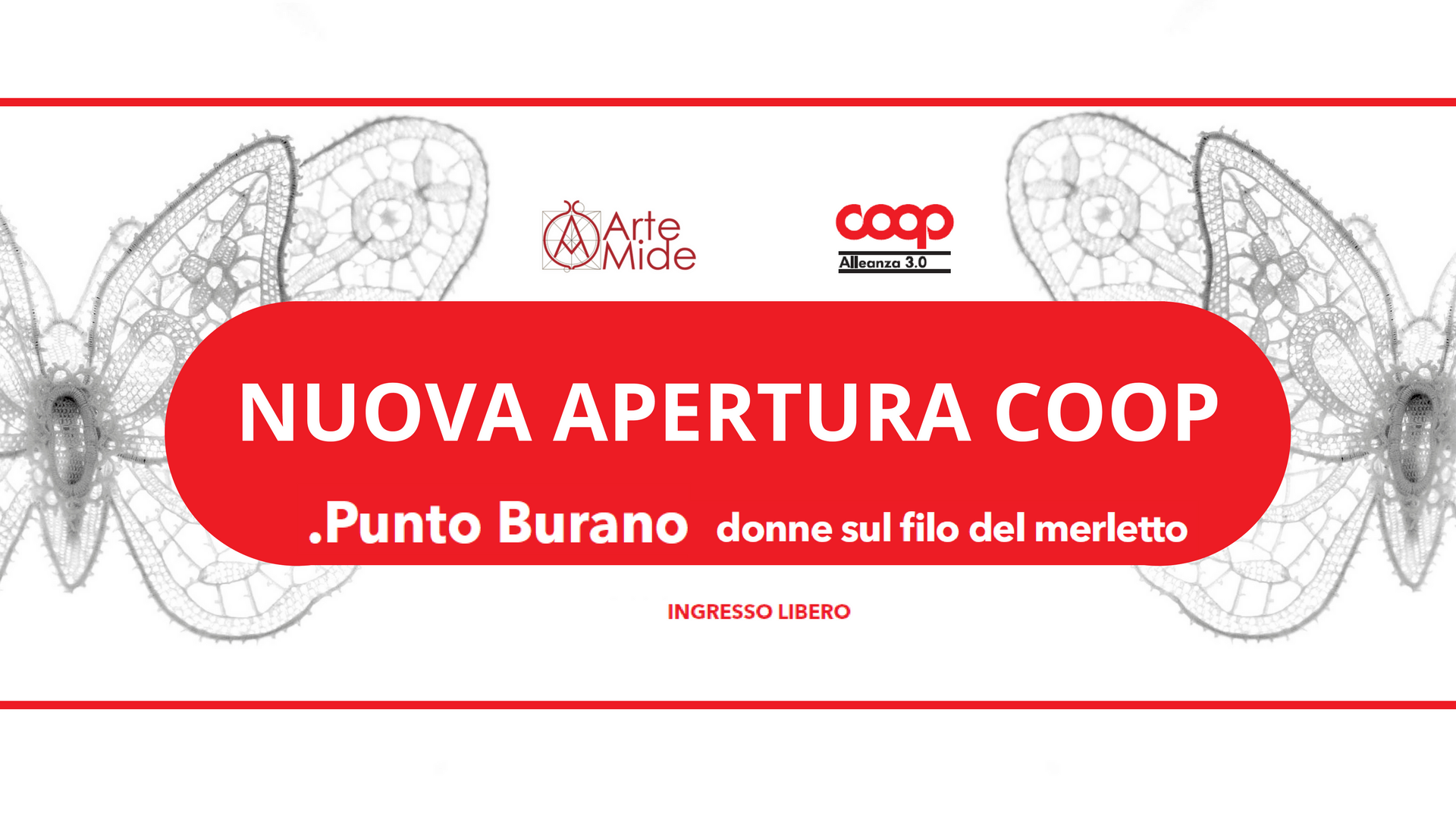 Nuova apertura Coop a Burano