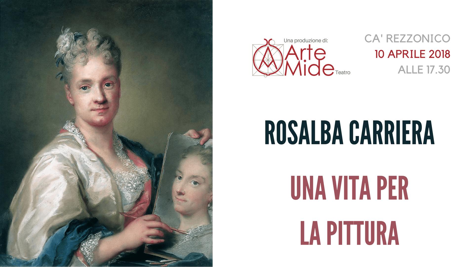 Rosalba Carriera: una vita per la pittura