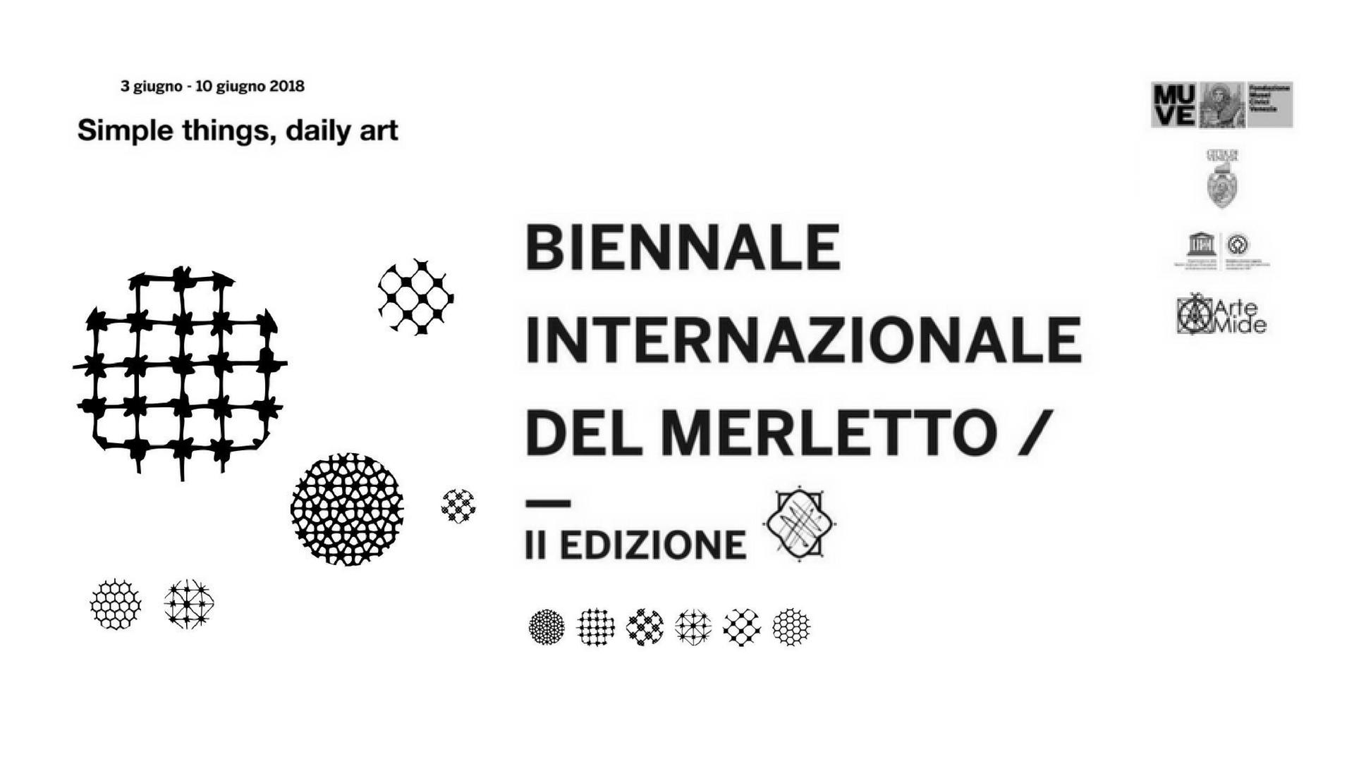 II° Biennale Internazionale del Merletto