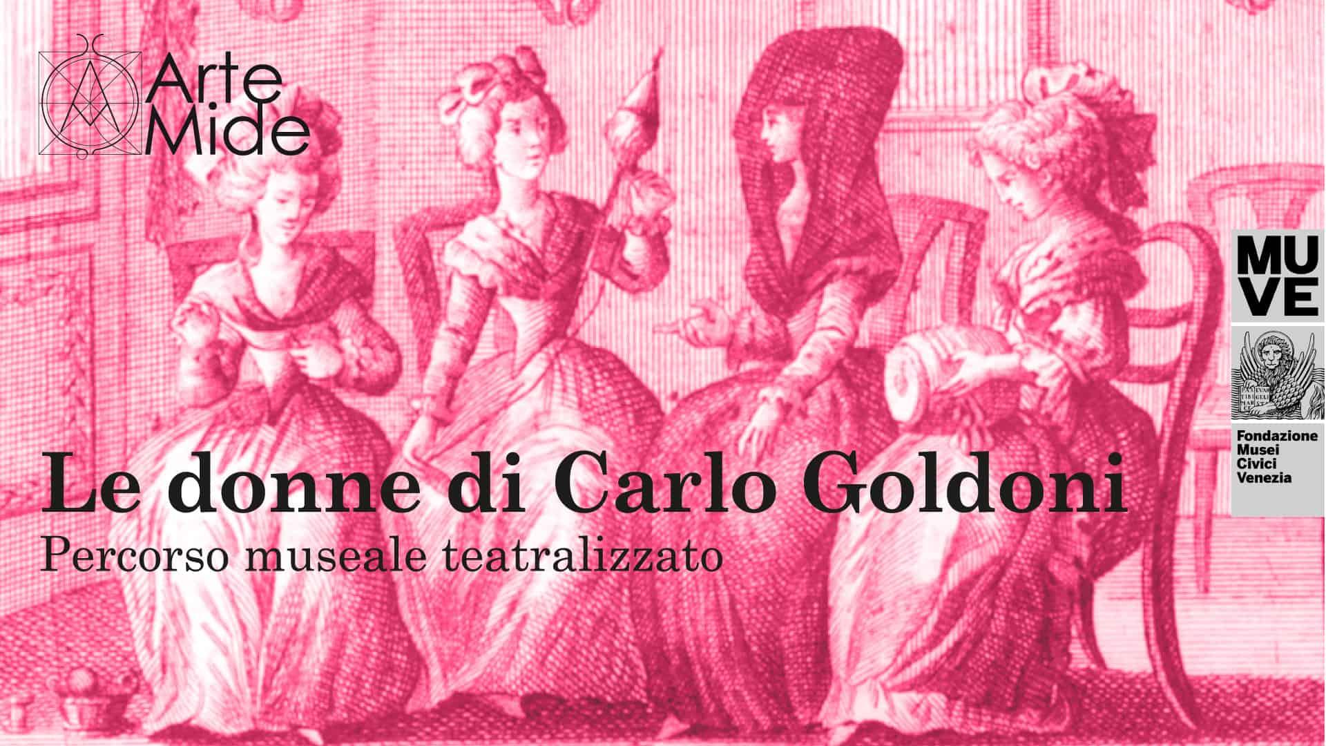 Le donne di Carlo Goldoni