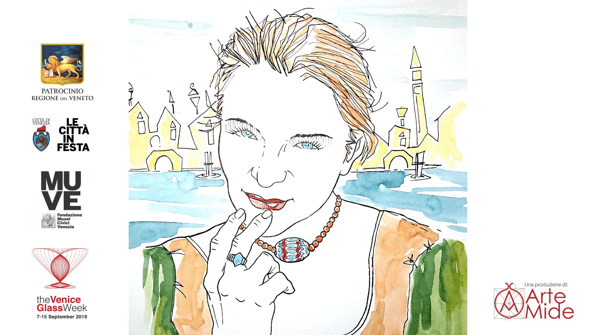 """Performance teatrale: """"La Donna del Fuoco Marietta Barovier. La pioniera delle perle veneziane"""""""