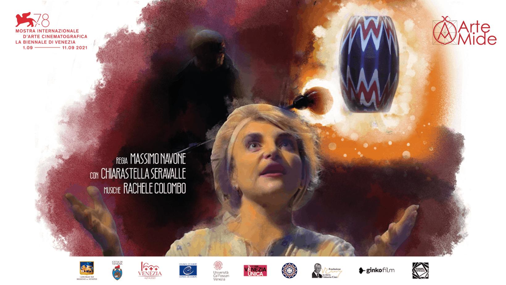 """""""La Donna del Fuoco Marietta Barovier. Pioniera delle Perle Veneziane"""" alla 78° Biennale del Cinema di Venezia"""